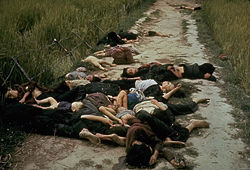 1968-03-16 My Lai massacre