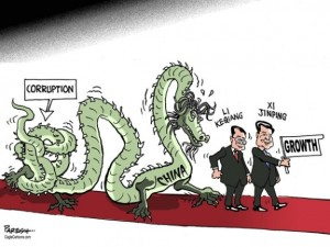 chinese anti corruption laws