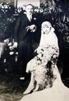 1927-12-01  chiang wedding