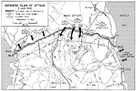 1942-04-03 Orion-Bacac Line attack