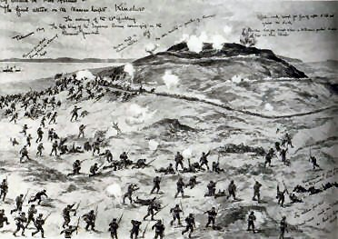 1904-05-26 Battle of Nanshan