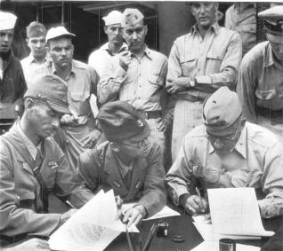 1945-09-04 Wake Island surrender