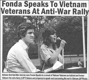 1970-09-07 John Kerry Jane Fonda