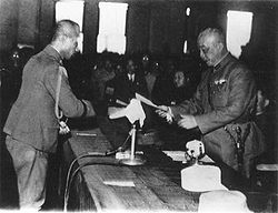 1945-10-25 Japanese surrender