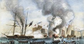 1841-01-07 Battle of Chuenpee