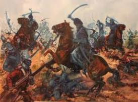 1849-01-13 Battle of Chillianwallah