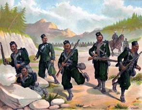 1880-04-19 Battle of Ahmed  Khel