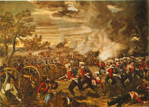 1848-11-22 Battle of Ramnagar