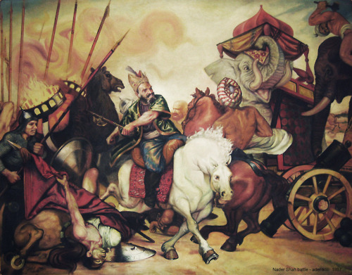1739-02-13 Battle of Karnal