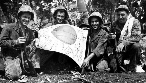 1944-07-09 US victory of Saipan