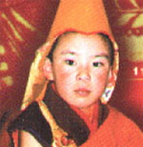 Panchen Lama 11 officiel
