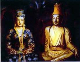 641-03-02 songtsan bambo and Wencheng princess