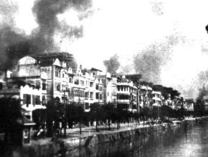 1938-10-21 Canton burning