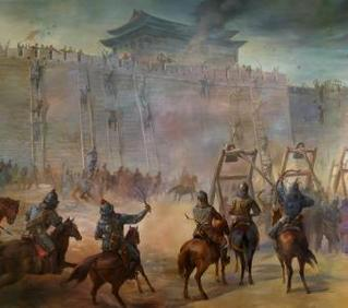 1215-06-01 Battle of Zhongdu