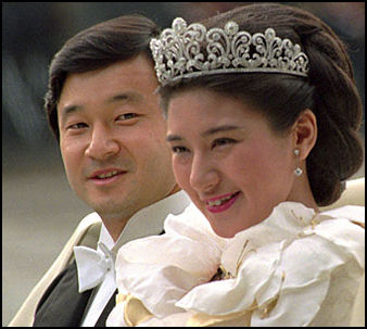 1993-06-09 Naruhito wedding