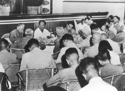 1959-08-02 Fin Lushan conférence