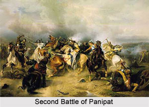 1556-11-05  Second Battle of Panipat