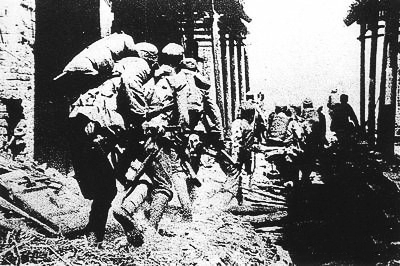 1938-03-24 Battle of Taierzhuang starts
