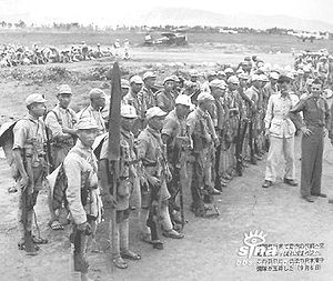 1942-08-04 Chinese Expedition Army leave for India
